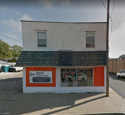 Massillon Commercial For Sale: 416 Erie Street
