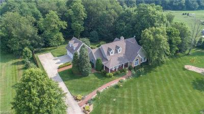 Single Family Home For Sale: 15882 Danbury Dr