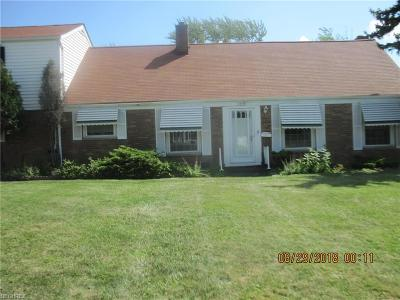 Beachwood Single Family Home For Sale: 3579 Concord Dr