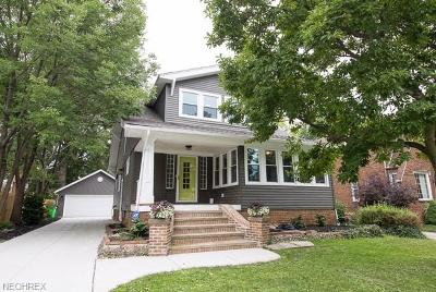 Euclid Single Family Home For Sale: 90 East 212th