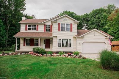Leroy Single Family Home For Sale: 7226 Callow Rd