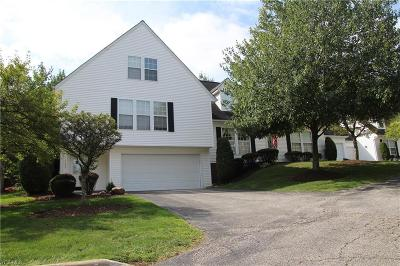 Brecksville Condo/Townhouse For Sale: 6855 Chaffee Ct #1