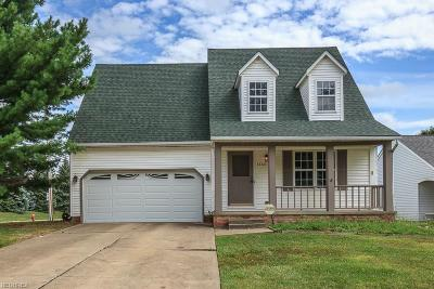 Willoughby Single Family Home For Sale: 3469 Abbotts Mill Dr