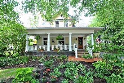 Chagrin Falls Single Family Home For Sale: 103 East Washington St