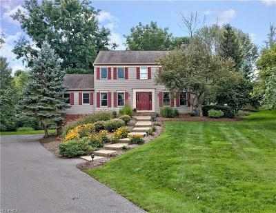 Chardon Single Family Home For Sale: 11241 Hidden Springs Dr