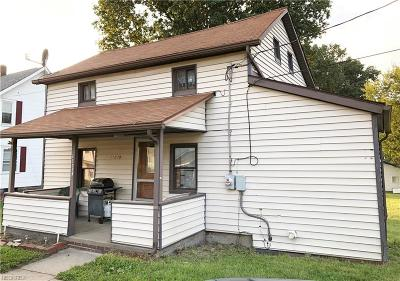 Single Family Home For Sale: 11219 Lincoln St Southeast