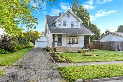 Newton Falls Single Family Home For Sale: 119 Orchard St