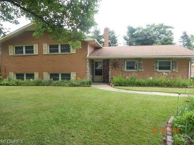 Single Family Home For Sale: 13815 Overcrest St Northeast