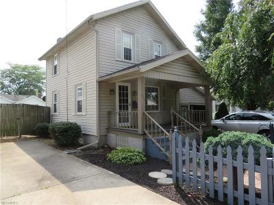 Single Family Home For Sale: 407 East Line St