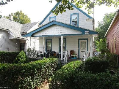 Cleveland Single Family Home For Sale: 3253 West 48th St