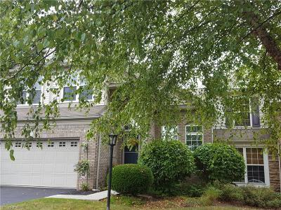Geauga County Condo/Townhouse For Sale: 766 Auburn Lakes Dr