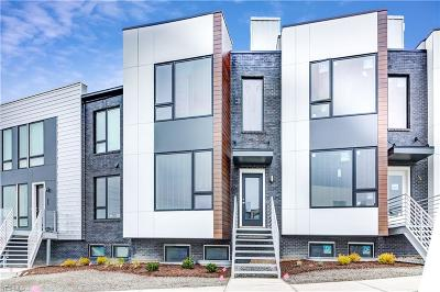 Cleveland Condo/Townhouse For Sale: 2-1232 West 70th St