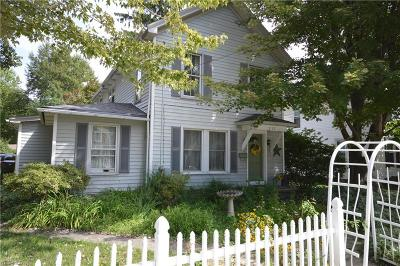 Madison Single Family Home For Sale: 217 River Street