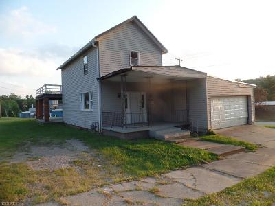 Perry County Single Family Home For Sale: 302 Cahalen St