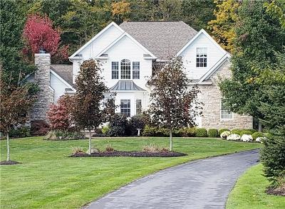 Geauga County Single Family Home For Sale: 11570 Stephens Way