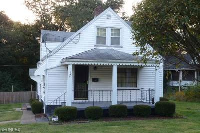 Struthers Single Family Home For Sale: 190 Woodbine Ave