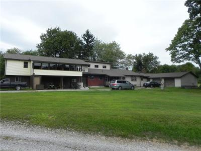 Rogers Single Family Home For Sale: 9446 State Route 170