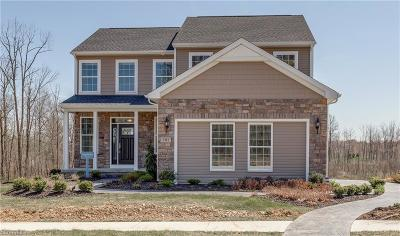 North Ridgeville Single Family Home For Sale: 6450 Fawn Ln