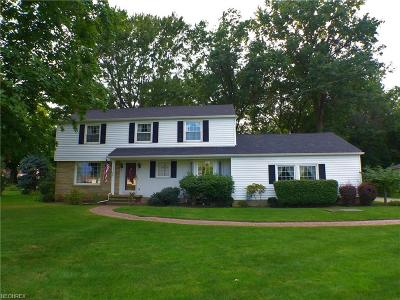 North Ridgeville Single Family Home For Sale: 7336 Case Rd