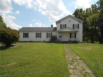 Litchfield Single Family Home For Sale: 9122 Norwalk Rd