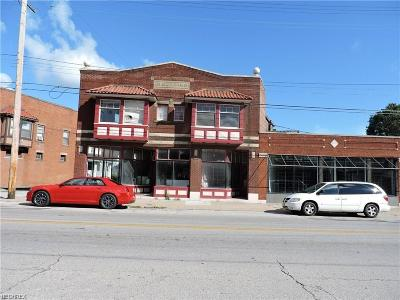Commercial For Sale: 9640-9600 Lorain Ave