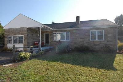 Zanesville Single Family Home For Sale: 3115 Parry Dr