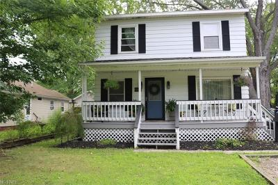 Geneva Single Family Home Active Under Contract: 453 2nd Street