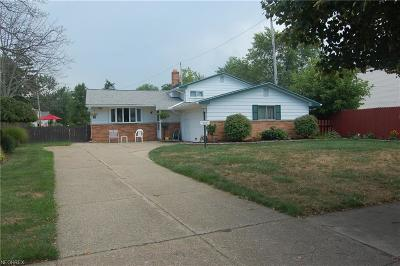 Eastlake Single Family Home For Sale: 36332 Sunset Dr