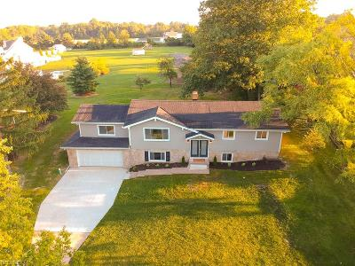 North Royalton Single Family Home For Sale: 5284 Wiltshire Rd