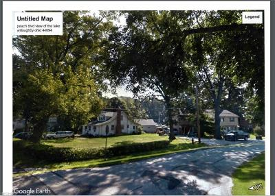 Willoughby Residential Lots & Land For Sale: Vl Peach Blvd
