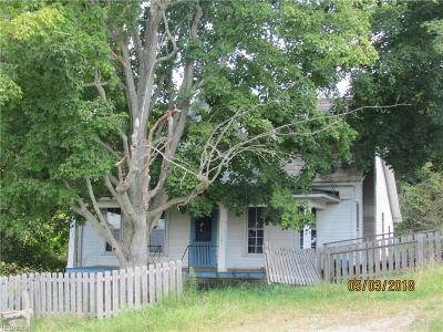 Guernsey County Single Family Home For Sale: 67298 Batesville Rd