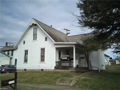 Stockport Single Family Home For Sale: 1910 Broadway St
