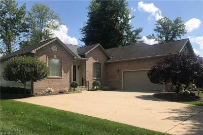 Canfield Single Family Home For Sale: 2160 Redwood Pl