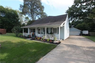 Westlake Single Family Home For Sale: 31175 Detroit Rd
