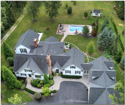 Gates Mills Single Family Home For Sale: 7800 Battles Rd