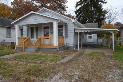 Single Family Home For Sale: 353 Spence Ave