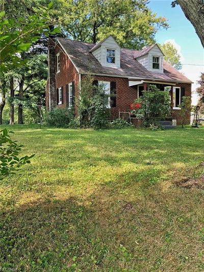 Single Family Home For Sale: 3203 Union Ave Northeast