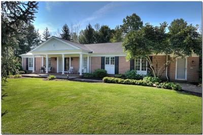 Summit County Single Family Home For Sale: 5270 Hawkins Rd