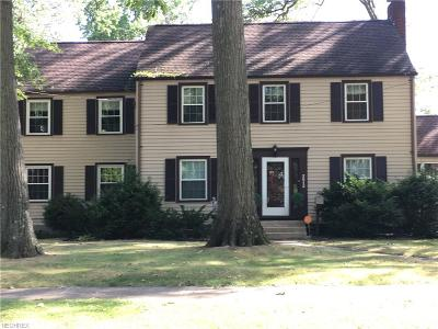 Warren Single Family Home For Sale: 2612 Woodland St Northeast