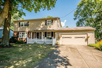 Boardman Single Family Home For Sale: 164 Rockland Drive