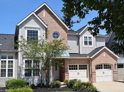 Mayfield Heights Condo/Townhouse For Sale: 355 Hollyhock Ct
