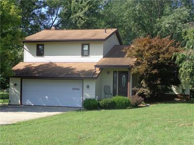 Lorain County Single Family Home For Sale: 35916 Neff Rd