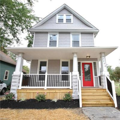 Cleveland Single Family Home For Sale: 7400 Rutledge Ave