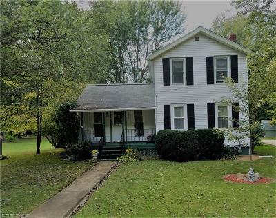 Geneva Single Family Home For Sale: 3073 Padanarum Rd