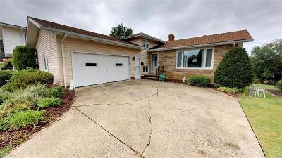 Wickliffe Single Family Home For Sale: 1944 Fairway Dr