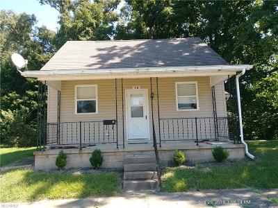 Single Family Home For Sale: 34 Hall St