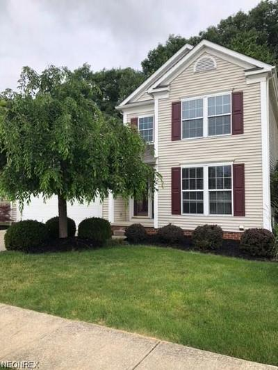 Twinsburg Single Family Home For Sale: 1805 Bellaway Dr