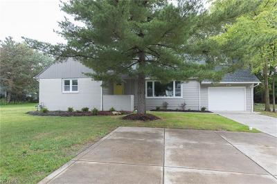 Richmond Heights Single Family Home For Sale: 288 Richmond Rd
