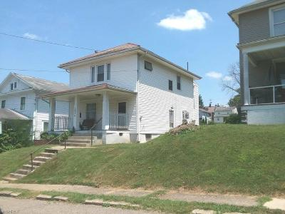 Muskingum County Single Family Home For Sale: 1226 Richards Ave