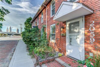 Single Family Home For Sale: 2059 West 13th Pl
